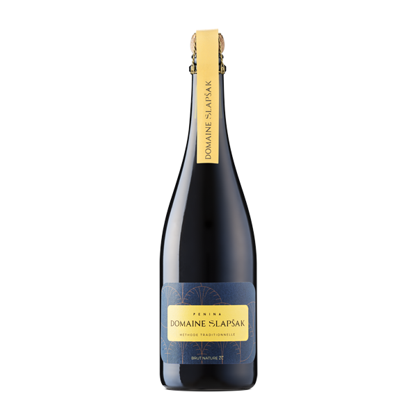 Penina Brut Nature - Domaine Slapsak -Sparkling wine from Slovenia